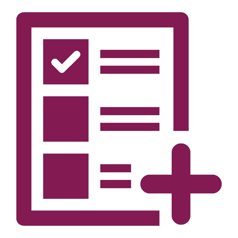 Lab test icon - Praava Home Health Check